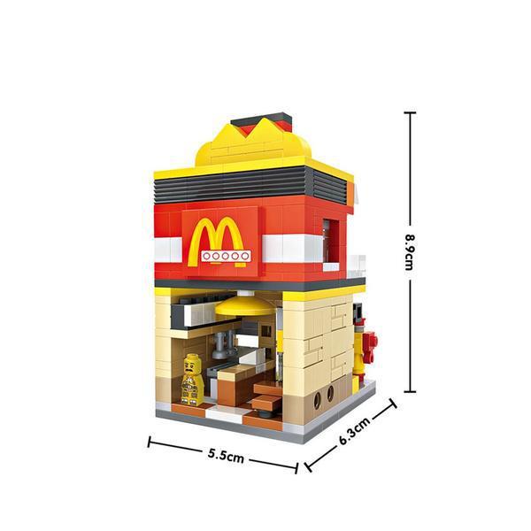 LOZ 1607 Mac Donald's