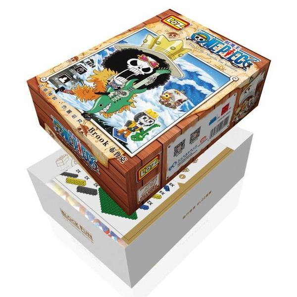 LOZ 9824 One Piece Brook