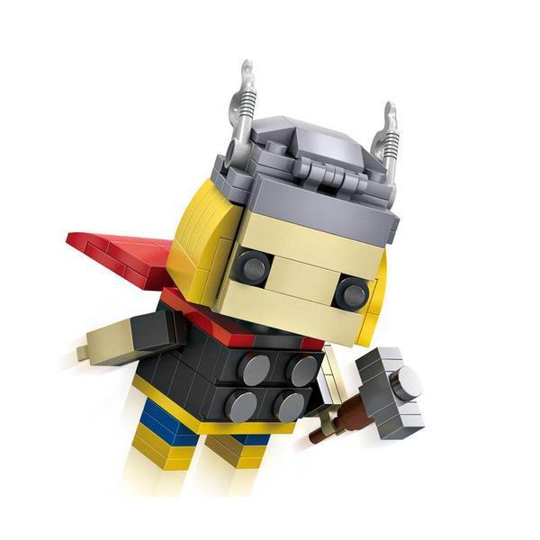 LOZ Brickheadz Avenger Thor