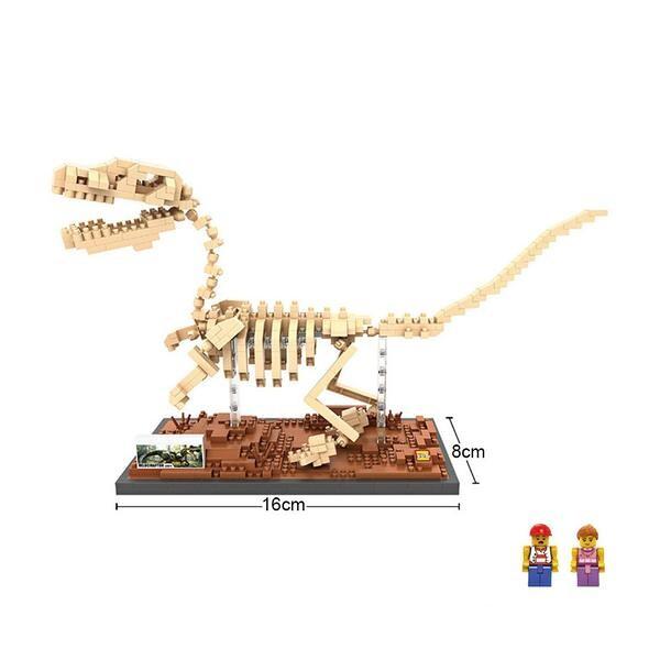 LOZ 9026 Dinosaur Velociraptor