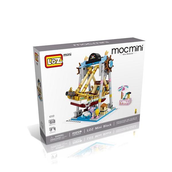 LOZ Amusement Park Pirate Ship
