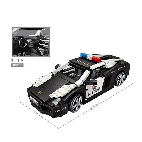 LOZ 1113 Police Car