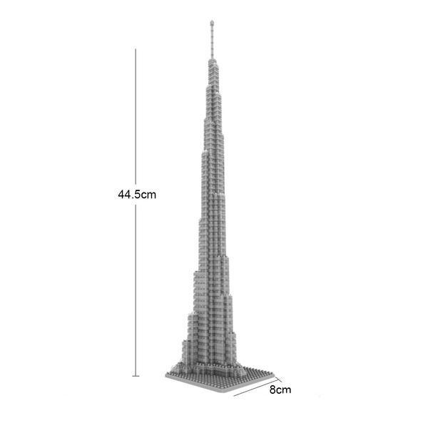 LOZ 9370 Burj Khalifa Tower