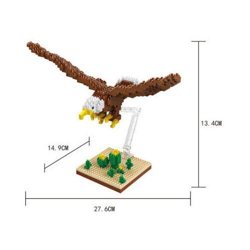 Balody Animals Eagle