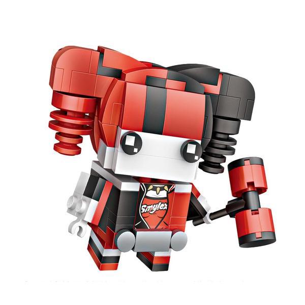 LOZ 1426 Brickheadz Harley Quinn