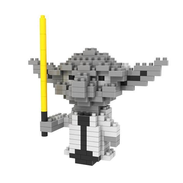 LOZ Star Wars Yoda Classic