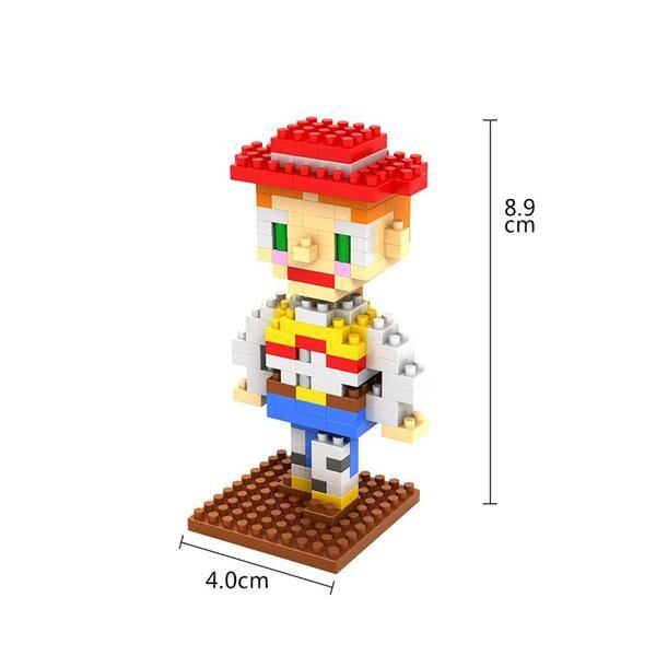 LOZ 9130 Toy Story Jessie