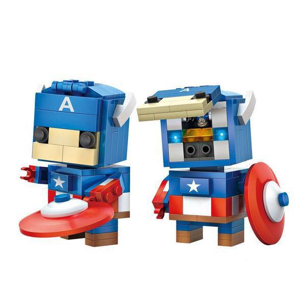 LOZ 1401 Avenger Captain America