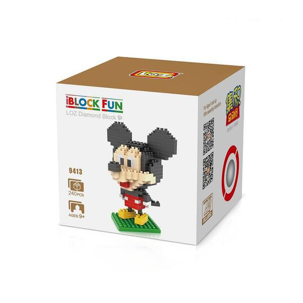 LOZ 9413 Mickey Mouse