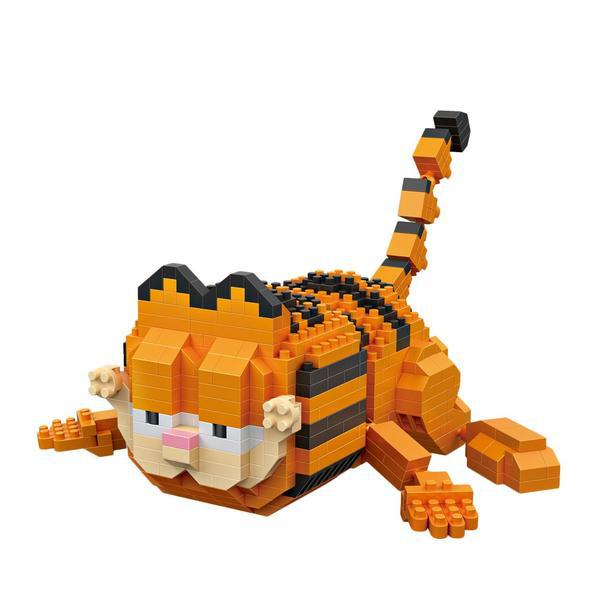 LOZ 9759 Lazy Garfield