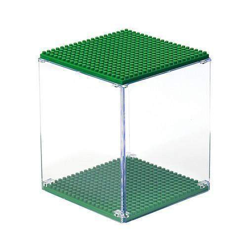 LOZ Display Case Dark Green