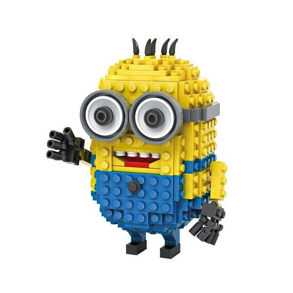 LOZ Despicable Me Jerry Minion