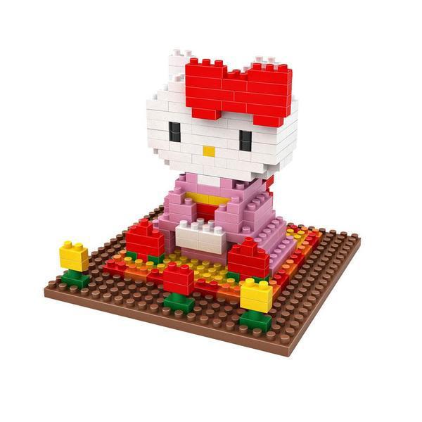 LOZ 9408 Hello Kitty Kimono