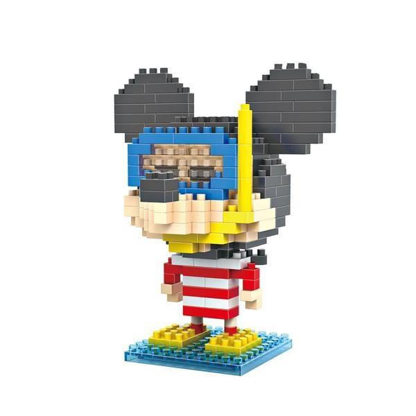 LOZ Mickey Mouse Scubadiver