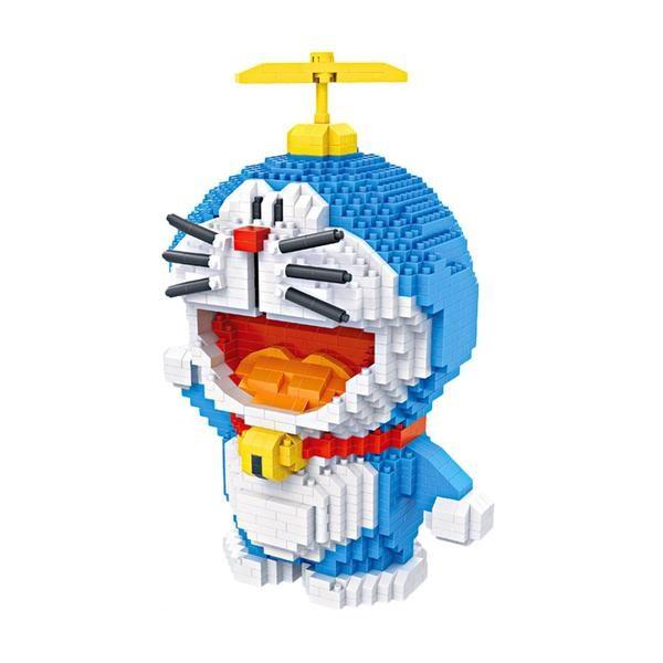 LOZ Doraemon Piggy Bank