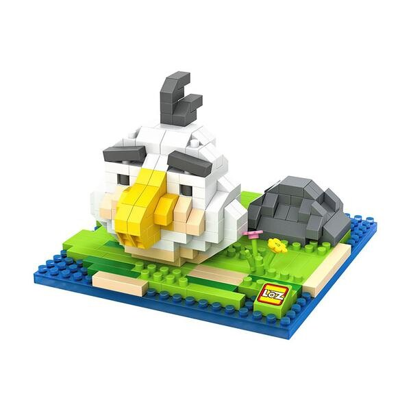 LOZ Angry Birds Matilda Small