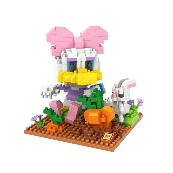 LOZ Daisy Duck Gardener
