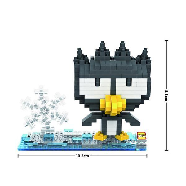 LOZ Animals Penguin Badtz-Maru