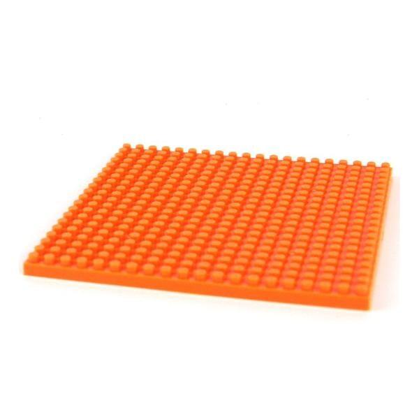 LOZ Baseplate Orange