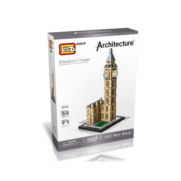 LOZ 1004 Elizabeth Tower