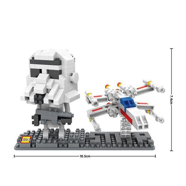 LOZ 9529 Star Wars Stormtrooper