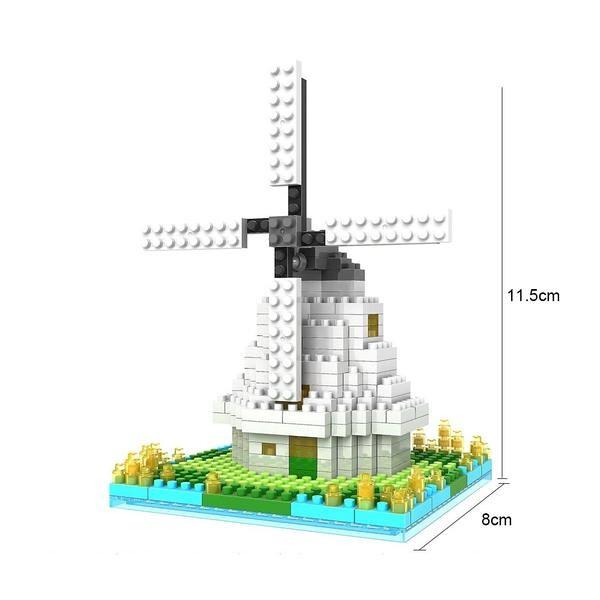 LOZ 9363 Dutch Windmill