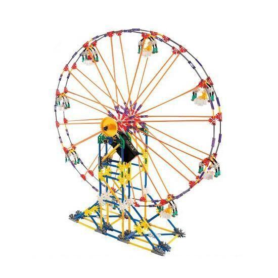 LOZ Motor Ferris Wheel