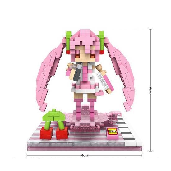 LOZ 9534 Sakura Hatsune