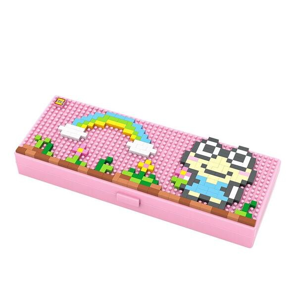 LOZ 9096-3 Pen Case Mr Keroppi