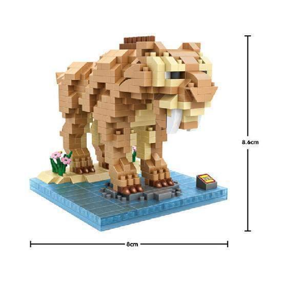 LOZ 9730 Ice Age Diego