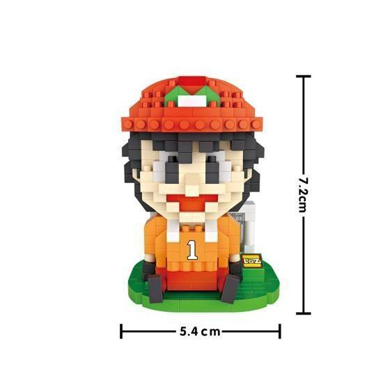 LOZ 9550 Captain Tsubasa Genzo