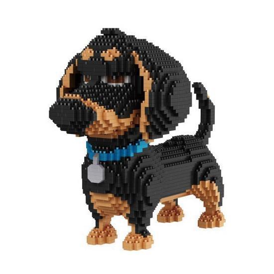 Balody Teckel Dog