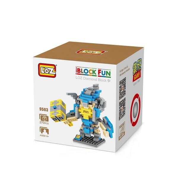 LOZ 9503 Dota 2 Mountain King
