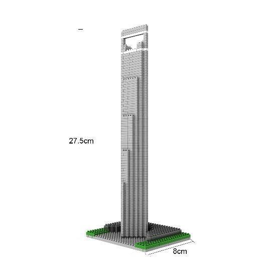 LOZ 9372 Financial Center