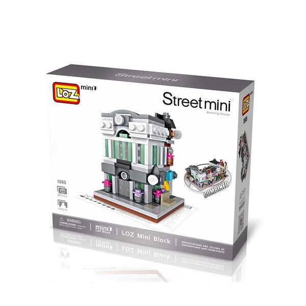 LOZ Mini Street Banking