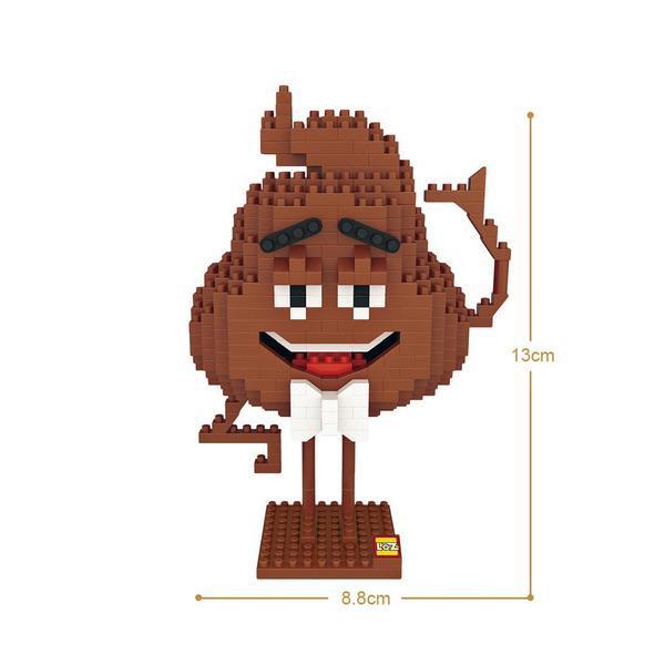 LOZ 9778 Poop Emoji