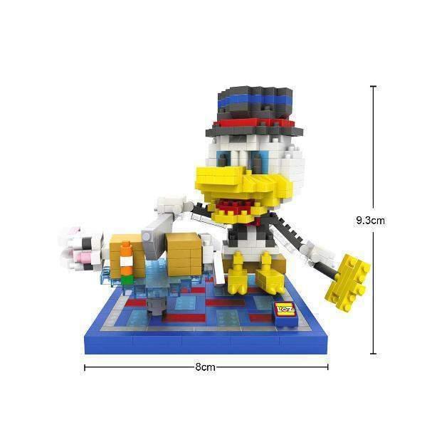 LOZ 9638 Scrooge McDuck