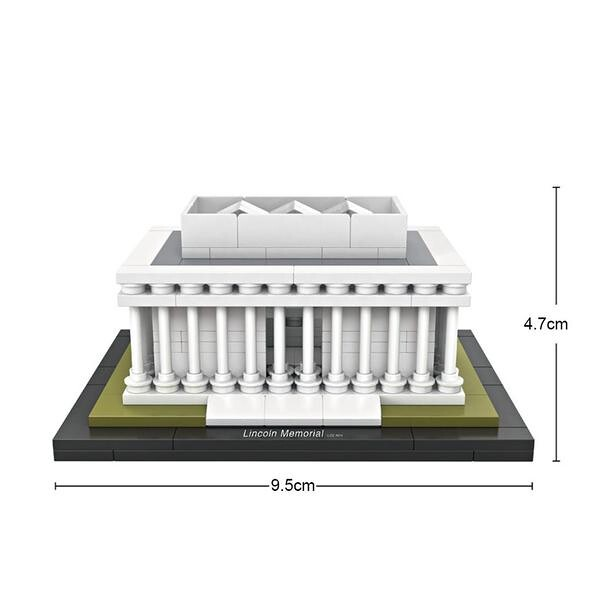 LOZ 1007 Lincoln Memorial