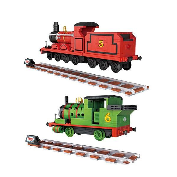 LOZ 1806 Thomas and Friends Percy and James