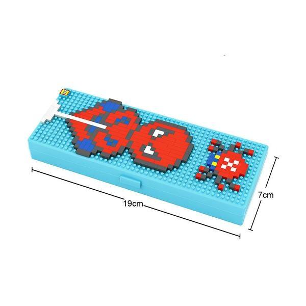 LOZ 9096-5 Pen Case Spiderman