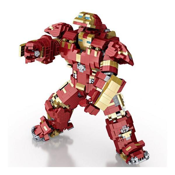 LOZ 9045 Giant Iron Man