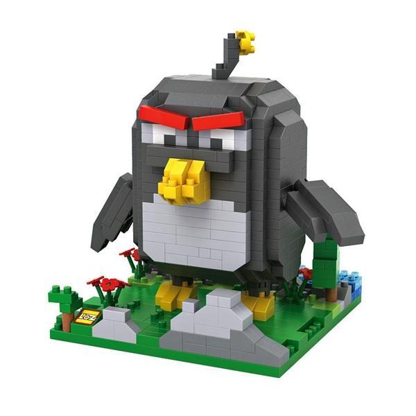 LOZ 9649 Angry Birds Bomb