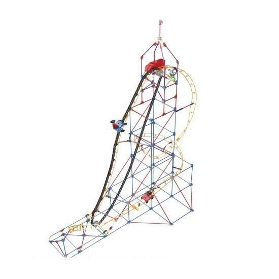 LOZ 2016 Motor Rollercoaster