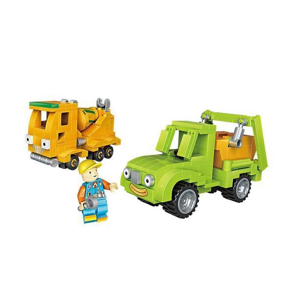 LOZ Bob the Builder Tumbler and Packer