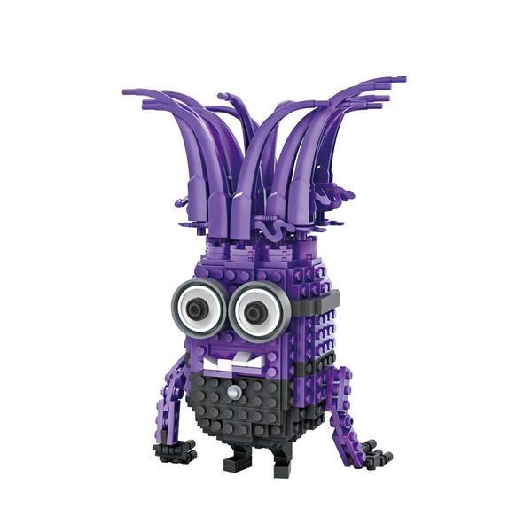 LOZ 1206 Despicable Me Devil Minion
