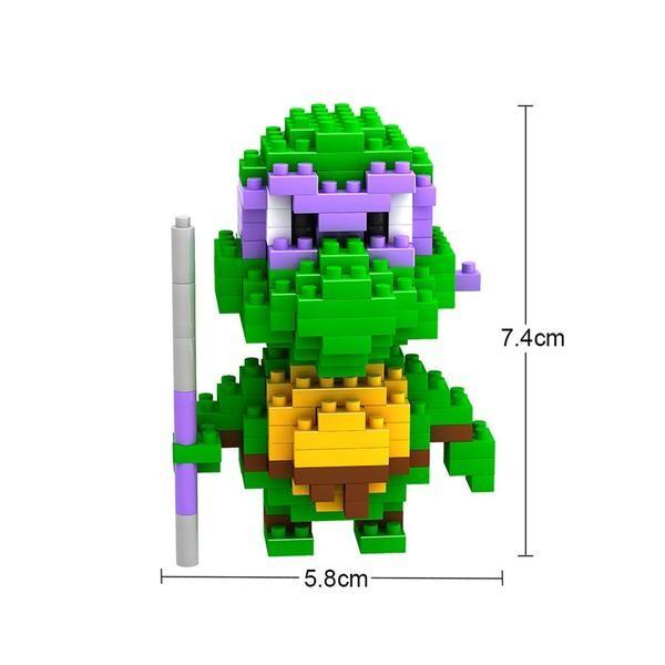 LOZ 9148 Ninja Turtles Donatello