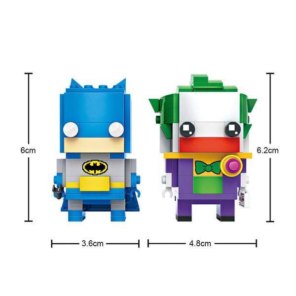 LOZ 1702 Joker and Batman