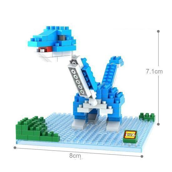 LOZ 9488 Dinosaur Brontosaurus