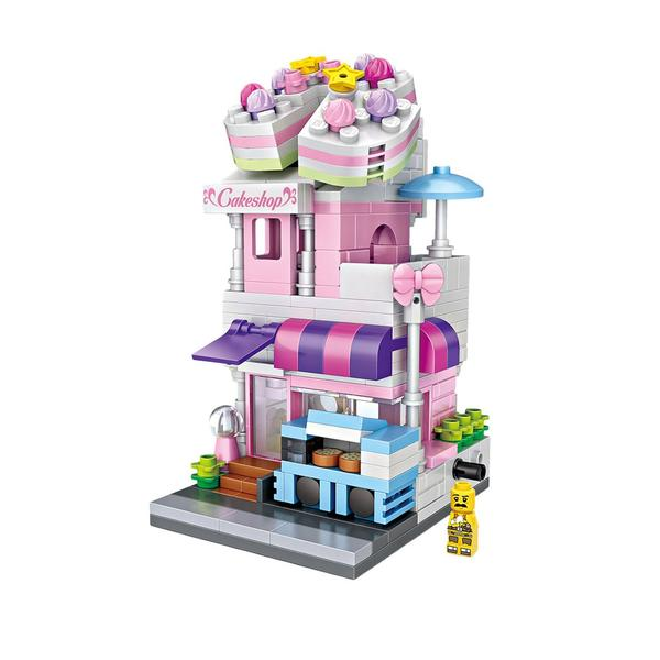 LOZ 1621 Cake Shop