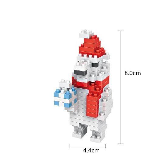 LOZ 9122 Christmas Polar Bear